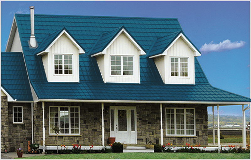 Steel Tile Metal Roof Colours