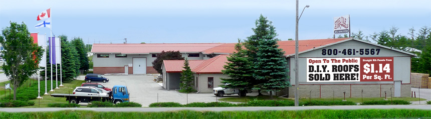 Steel Tile Innisfil, Ontario