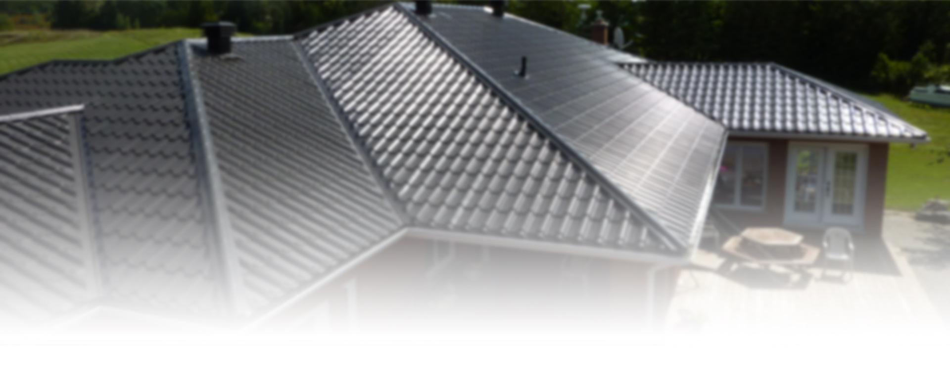 Standing Seam Steel Tile